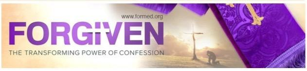 Forgiven - The Transforming Power of Confession Featured Photo