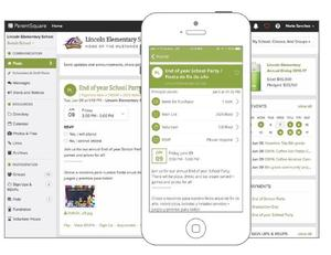 ParentSquare app allows families to customize how they receive information and alerts from teachers, schools and the District.