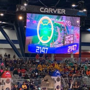 Team 2147 at World's
