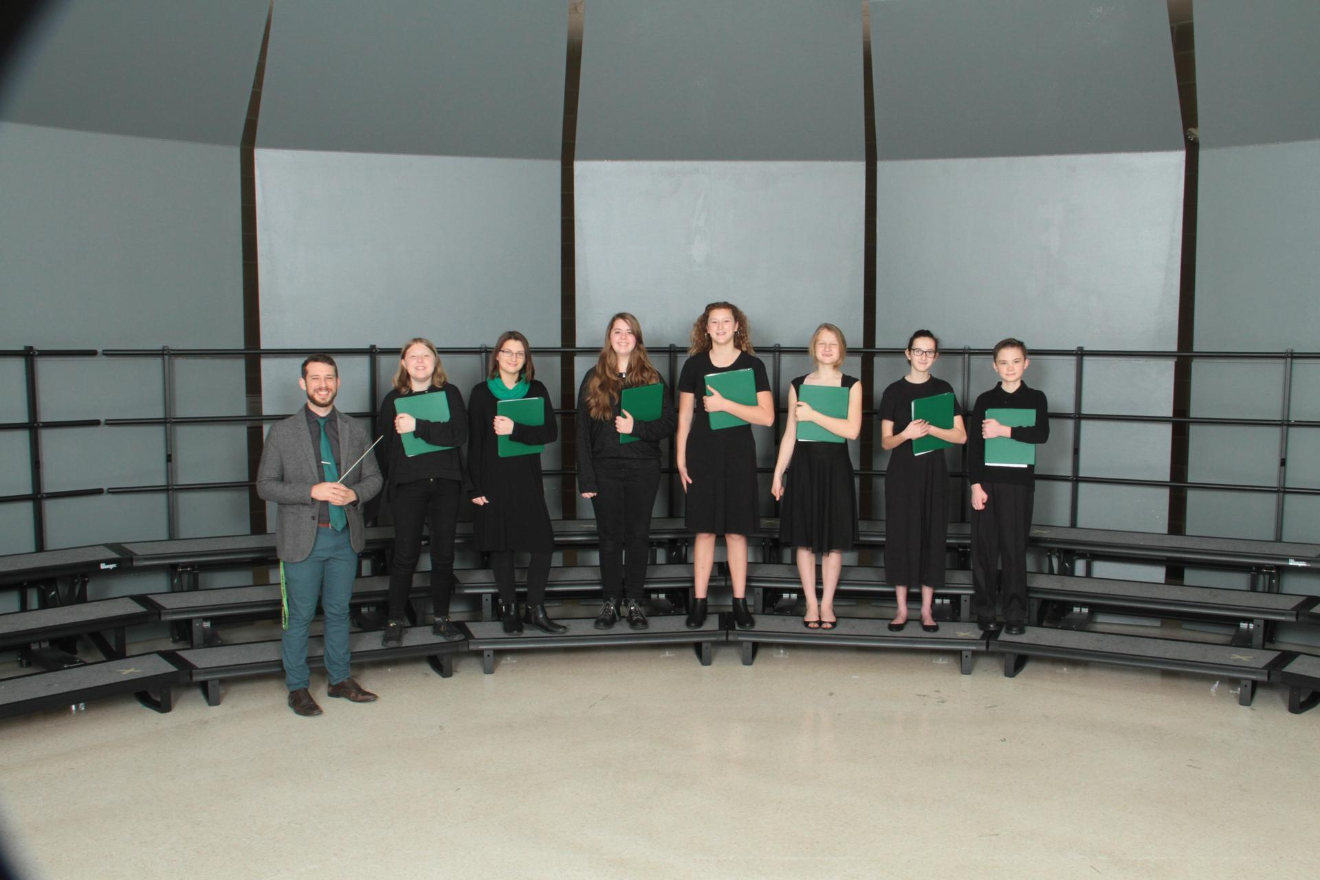 Chamber Chorale - X Day