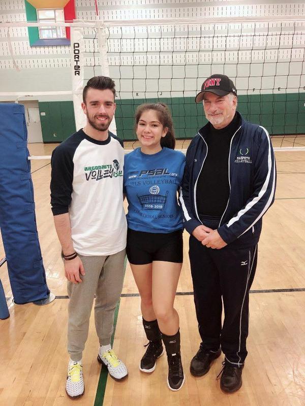 Maspeth High Senior Volleyball All-Star Featured Photo