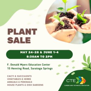 Plant Sale Info
