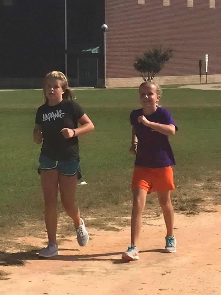 Girl's on the Run Race