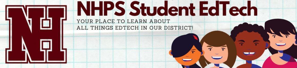 NHPS Student EdTech YouTube Channel