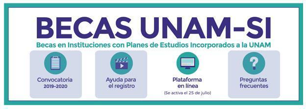 Becas DGIRE - UNAM 2019 Featured Photo