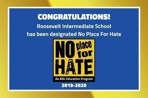 No Place for Hate Featured Photo