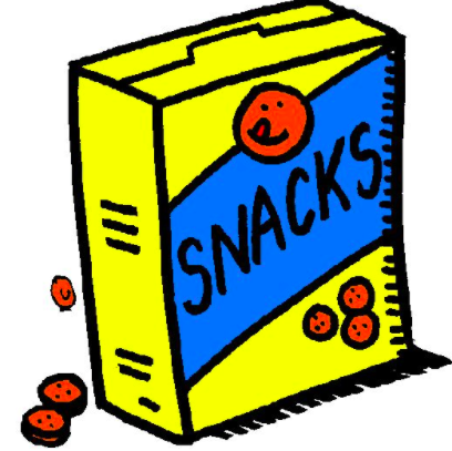 Clip art of Snacks