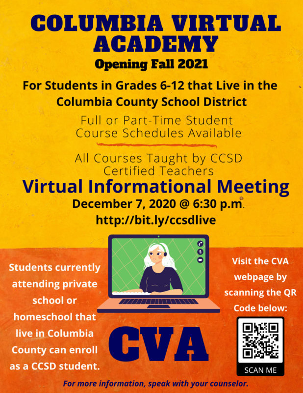 Columbia Virtual Academy