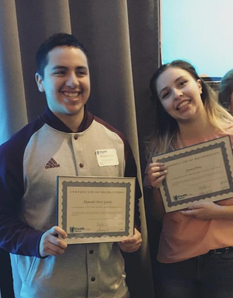 Student Art Award Winners