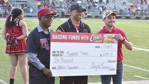 Raising Cane's Donates Thousands for PAISD Student Success Featured Photo