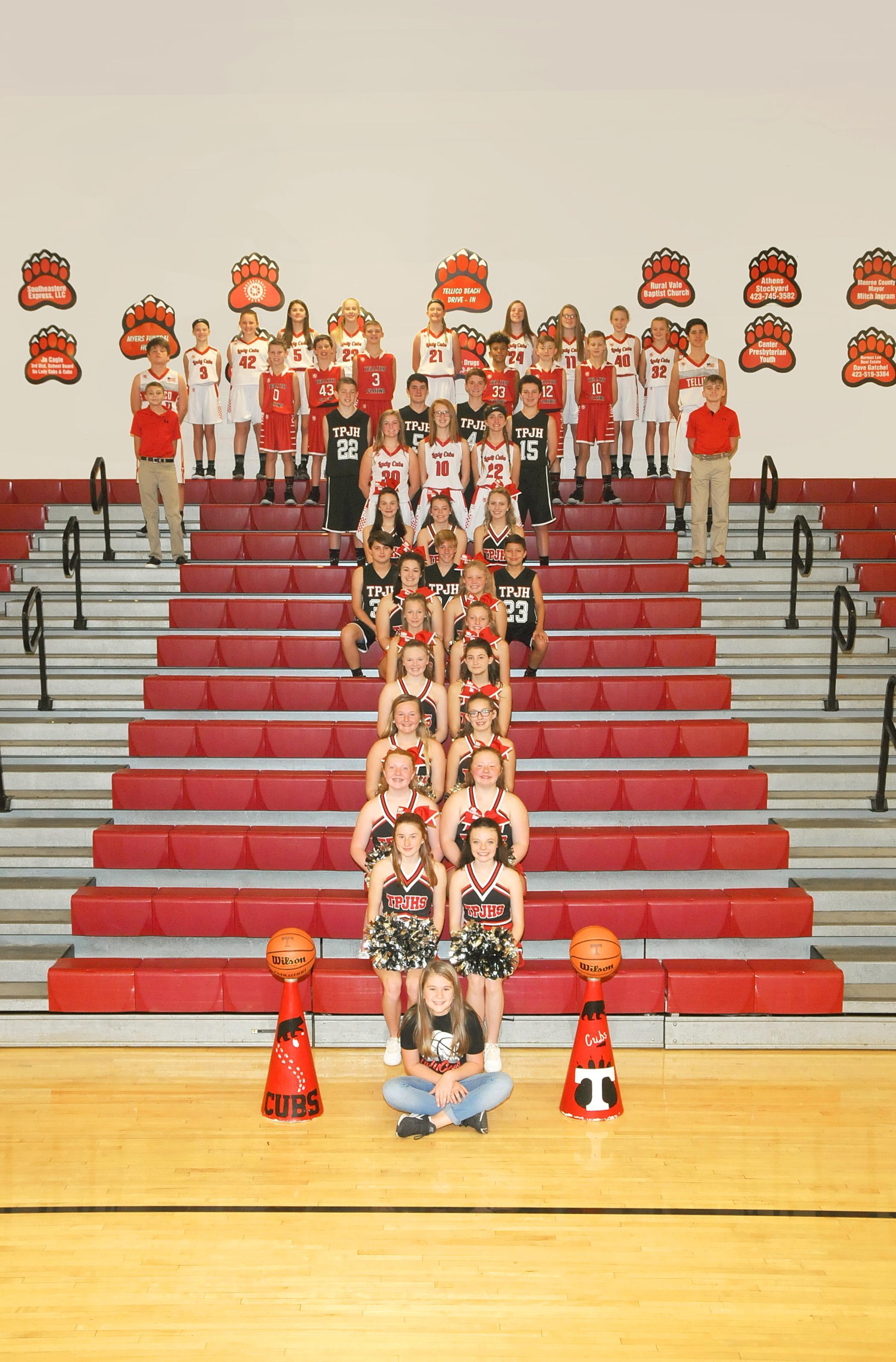 TPJHS Basketball