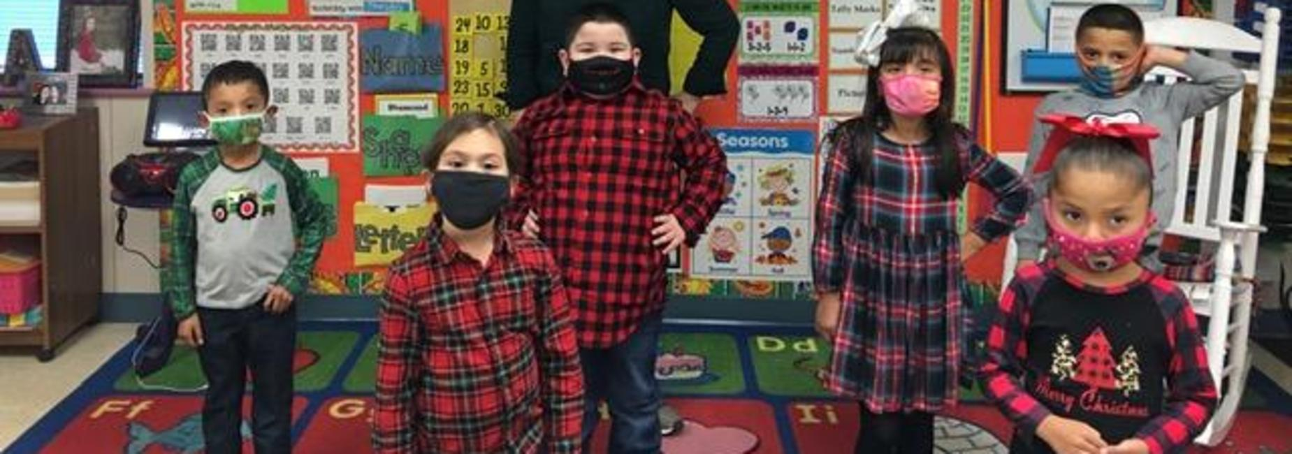 plaid students
