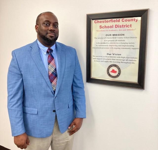 Malachi named the principal of Cheraw High Featured Photo