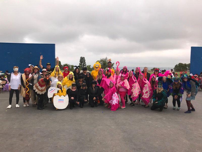 Halloween at Soleado 2017