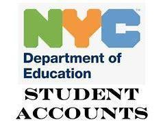 NYC DOE STUDENT account logo