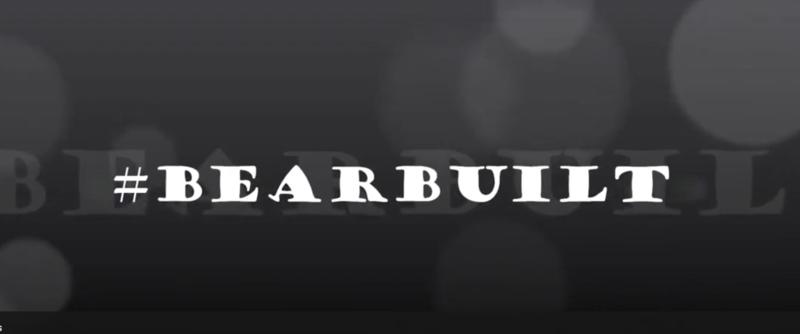 #BEAR BUILT