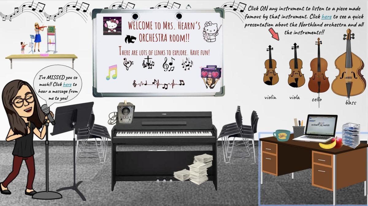 Hearn virtual classroom