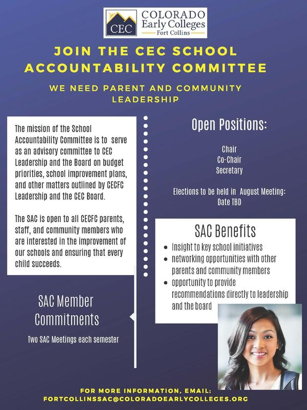 SAC Members Wanted!