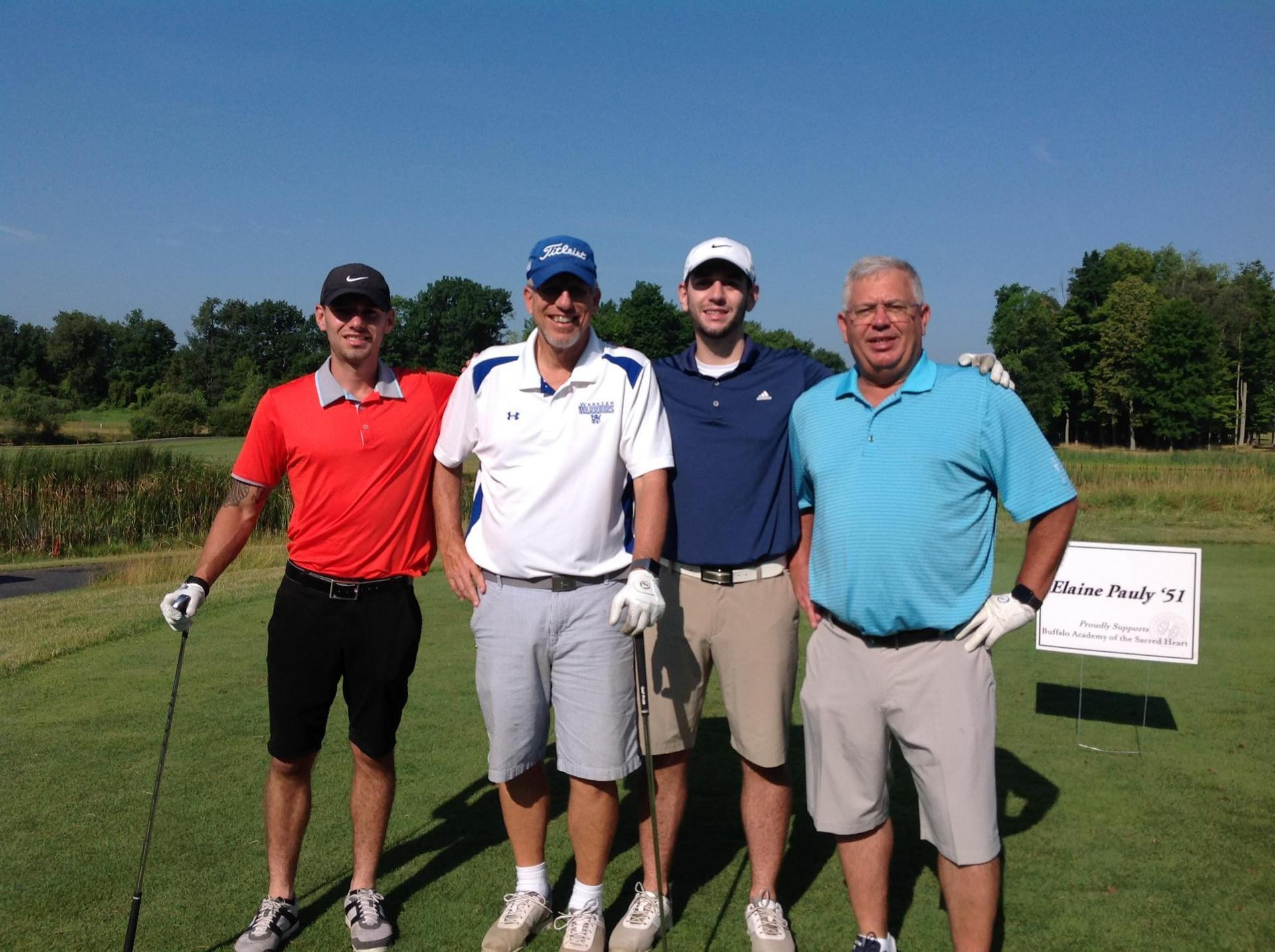 Events- Sister Maria Golf Tournament