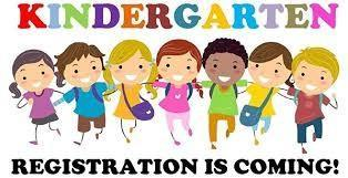 Kindergarten Registration, starts March 1st. Thumbnail Image