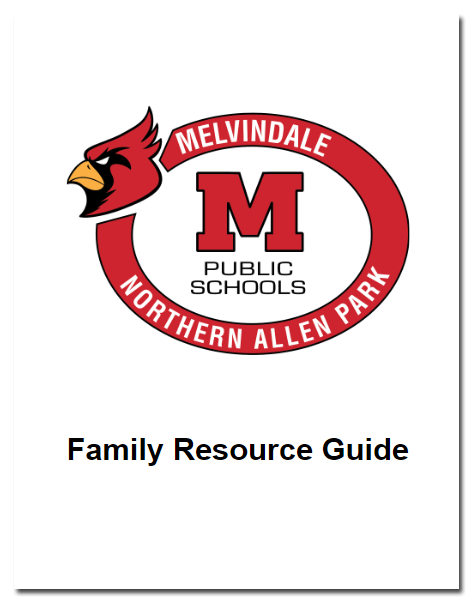 Family Resource Guide English