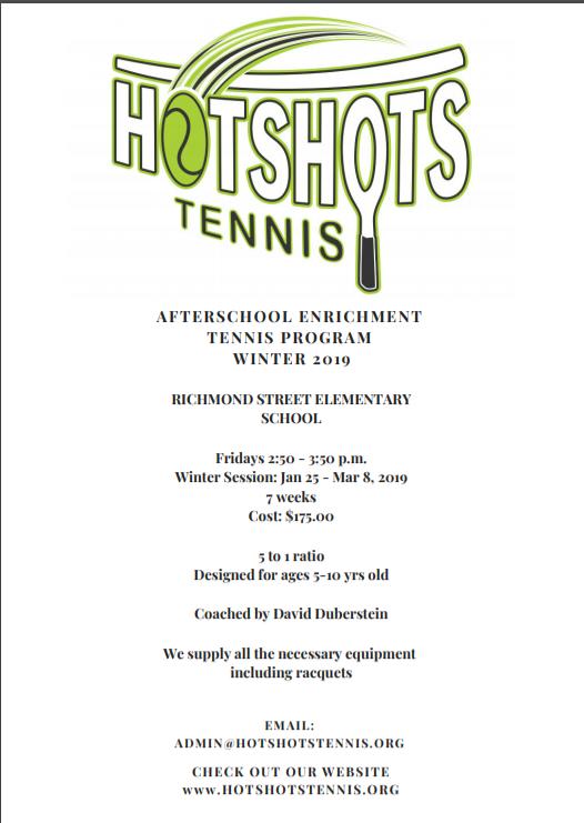 Hot Shots Tennis Featured Photo
