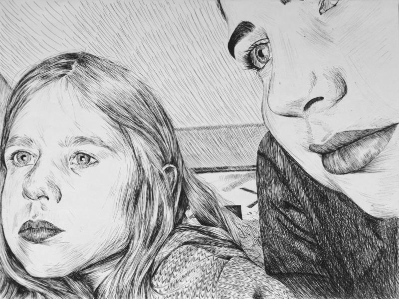 Sienna Klotz Teen Arts selection