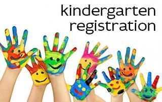 Kindergarten Handprints
