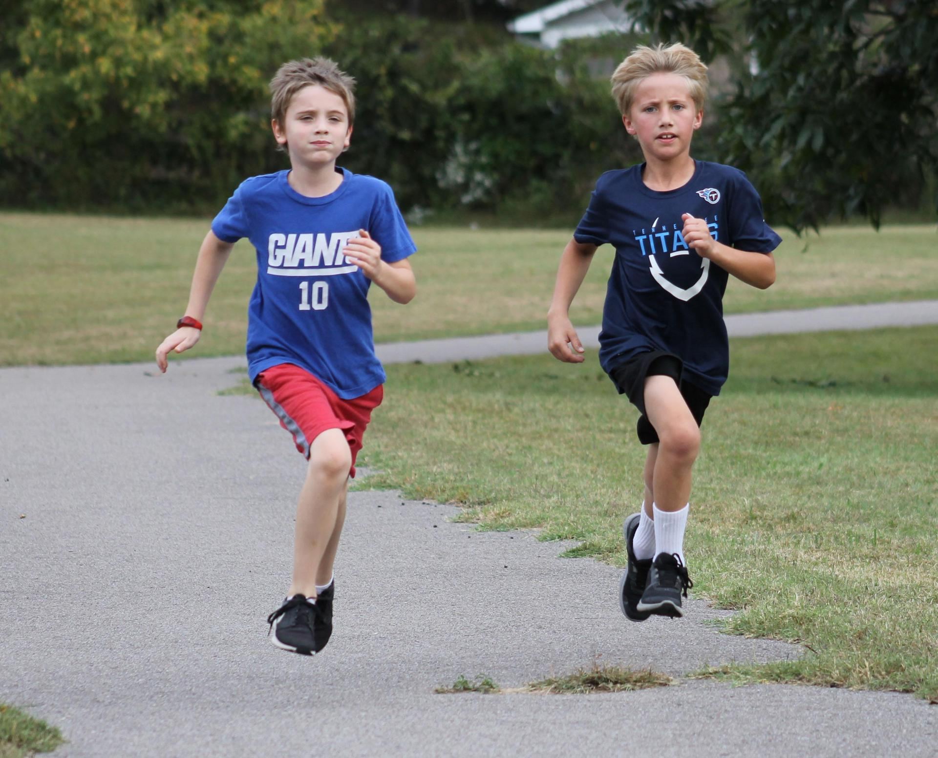 PES Running Club