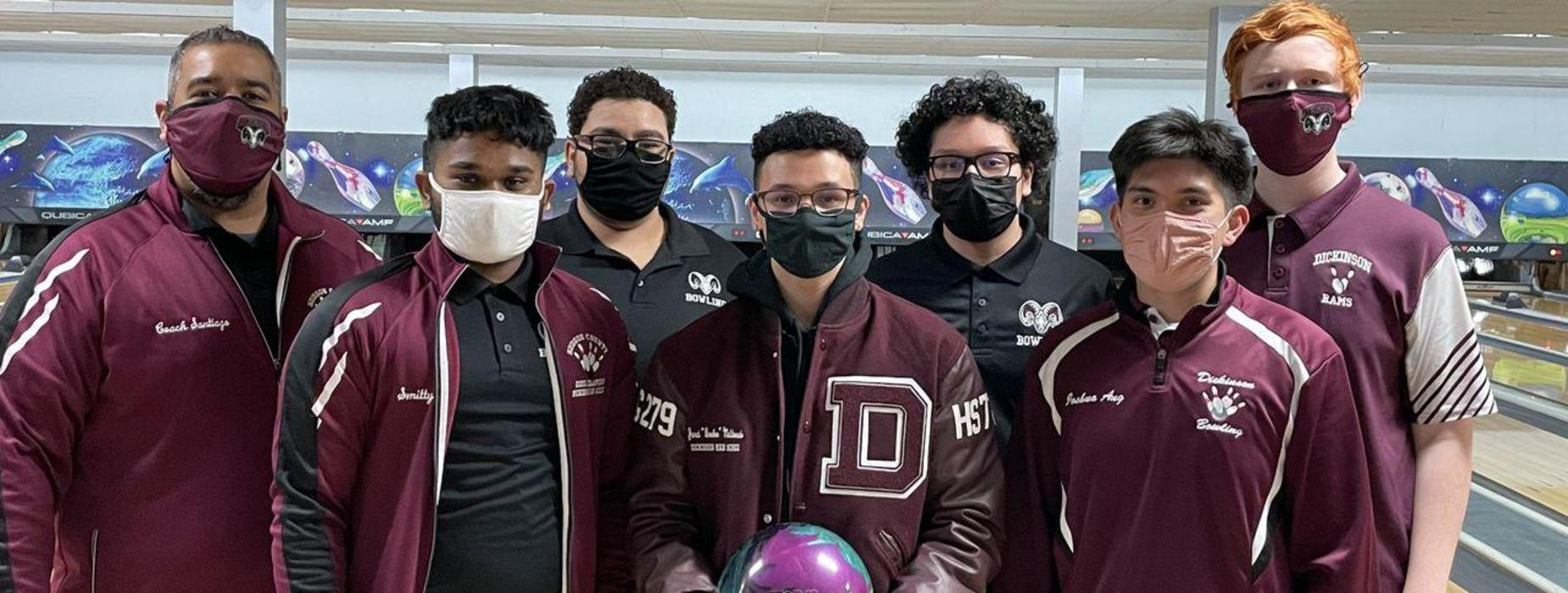 DHS Boys Bowling