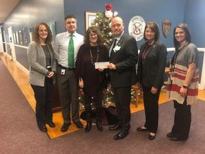 Conemaugh Nason donates $250 to SCSD