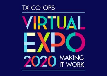TX CO-OPS Virtual EXPO 2020, Making it work.