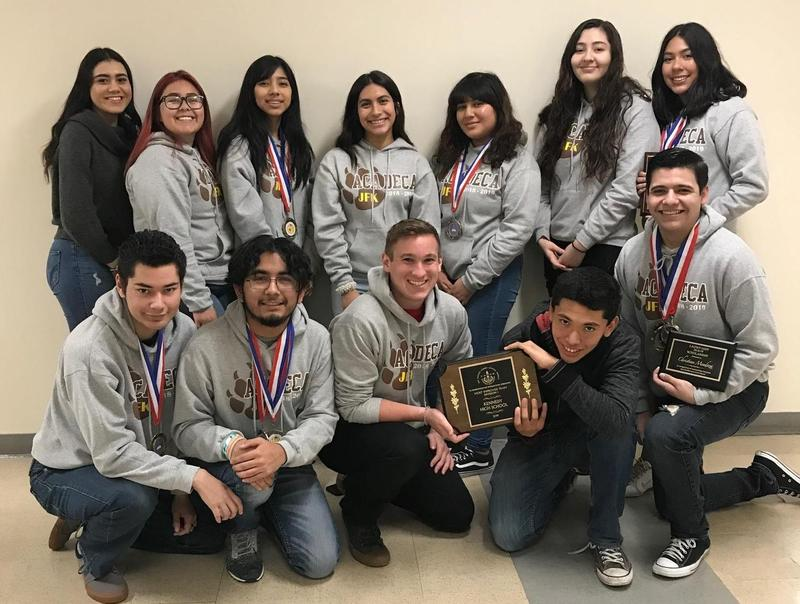 Academic Decathlon Team Wins 12 Medals & a Scholarship Featured Photo