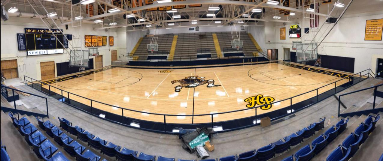 HPHS Northwest Addition Gymnasium