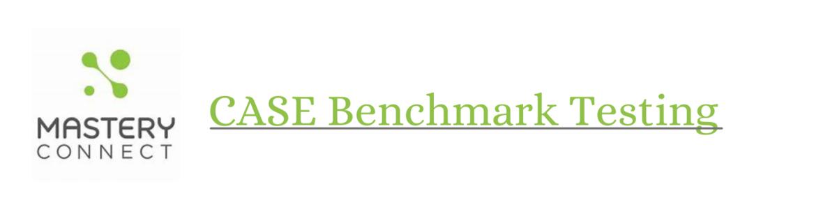 CASE Benchmark Testing
