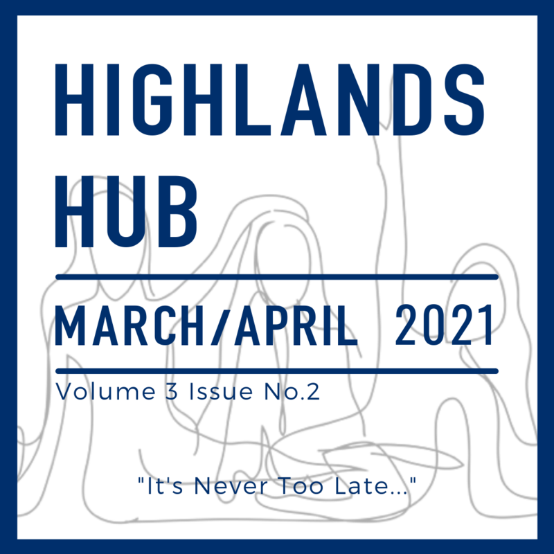 Highlands Hub March/April Volume 3 Issue No. 2