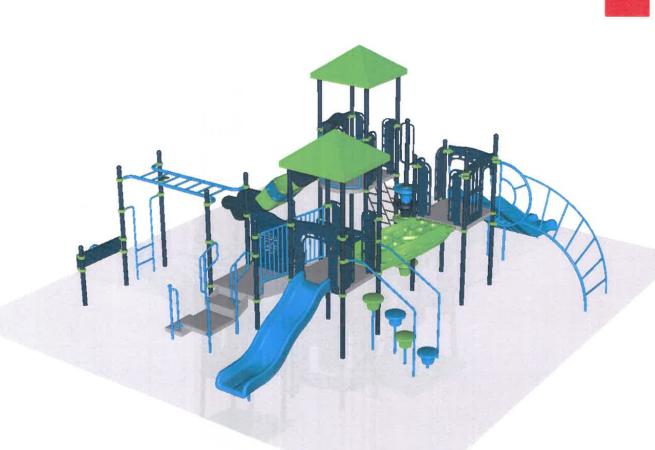 Image of playground coming to WPA Nov 2021