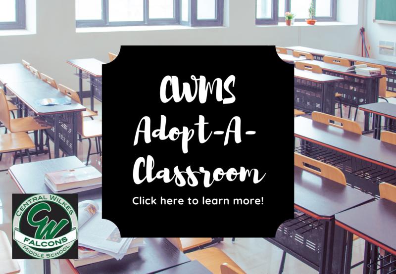 cwms adopt a classroom