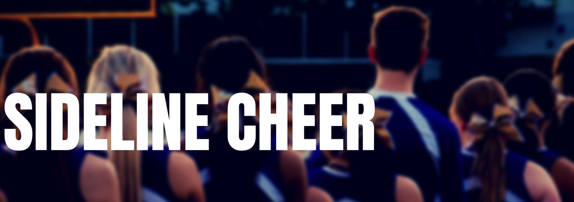 sideline cheer