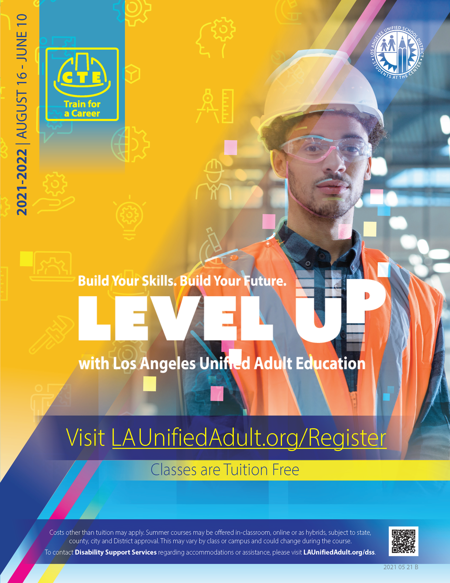 Career Technical Education Flyer - General - Cover 02