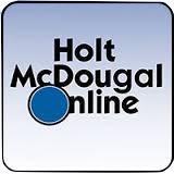 Holt McDougal Online Link