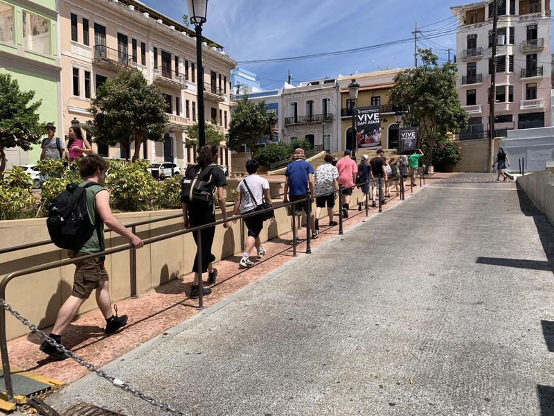 Seniors in Puerto Rico for Service Learning Adventure Thumbnail Image