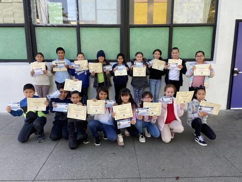 Principal's Reading Challenge