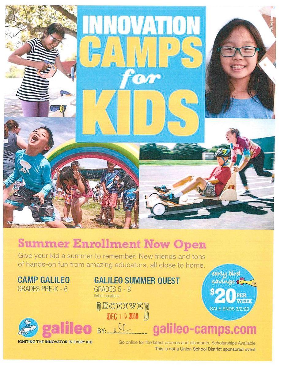 Galileo Camps