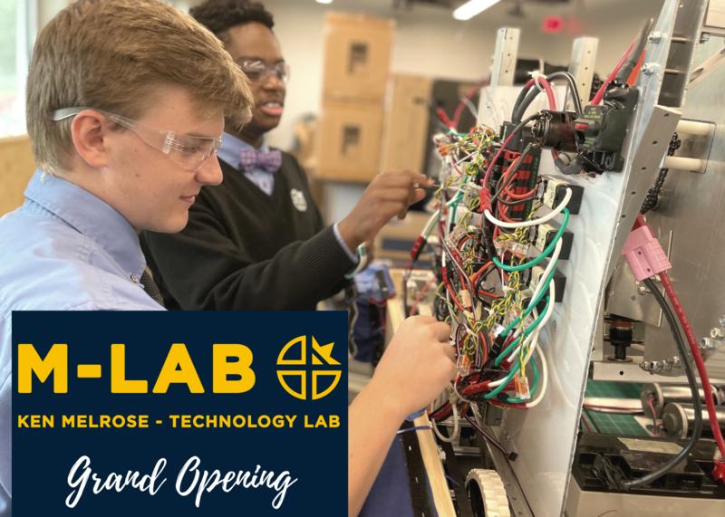 Ken Melrose Technology Lab Unveiled! Thumbnail Image
