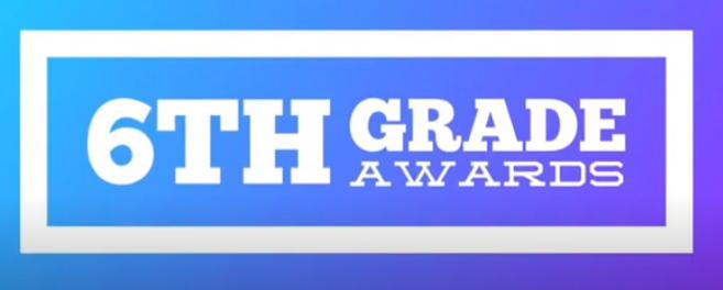 6th grade awards