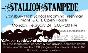 Stallion Stampede poster