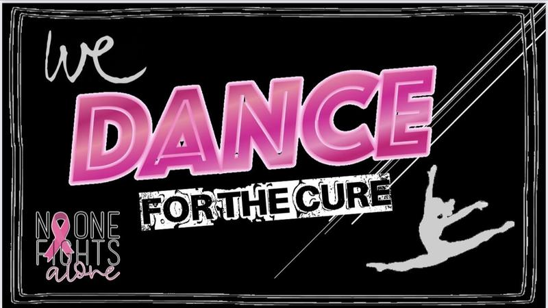 WE DANCE FOR A CURE