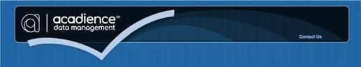 Acadience Data Management Logo
