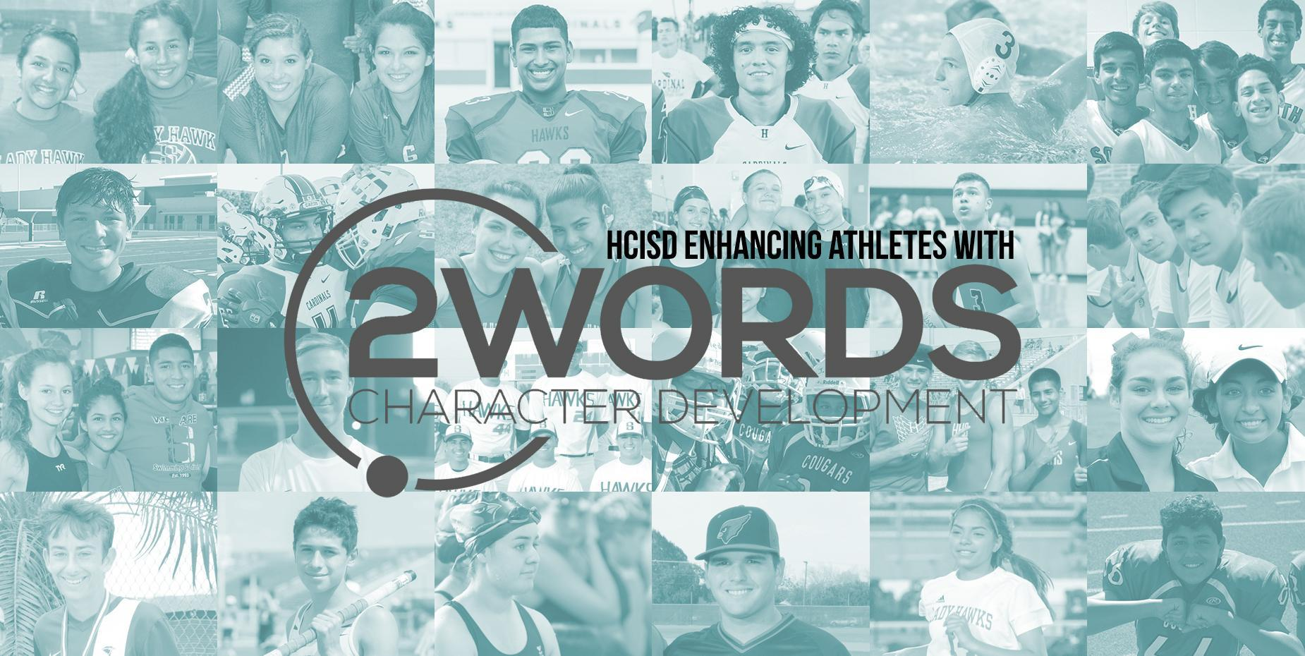 HCISD enhancing athletes with 2Words